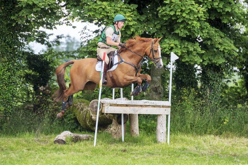 EVENTING: O'Donnell in command on Hillcrest Horizon
