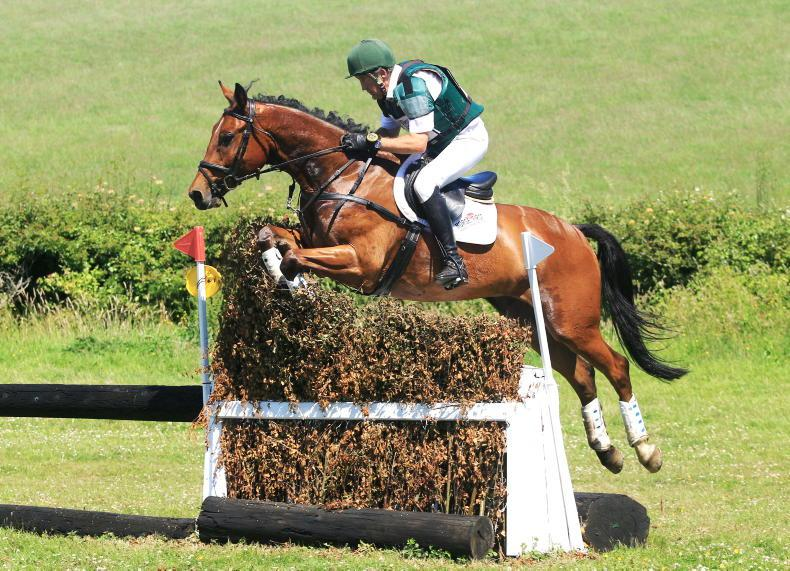 EVENTING: Smith rewarded with winning treble