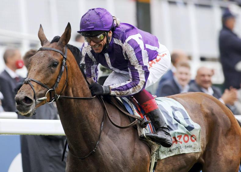 Snowfall on target for Oaks double at the Curragh