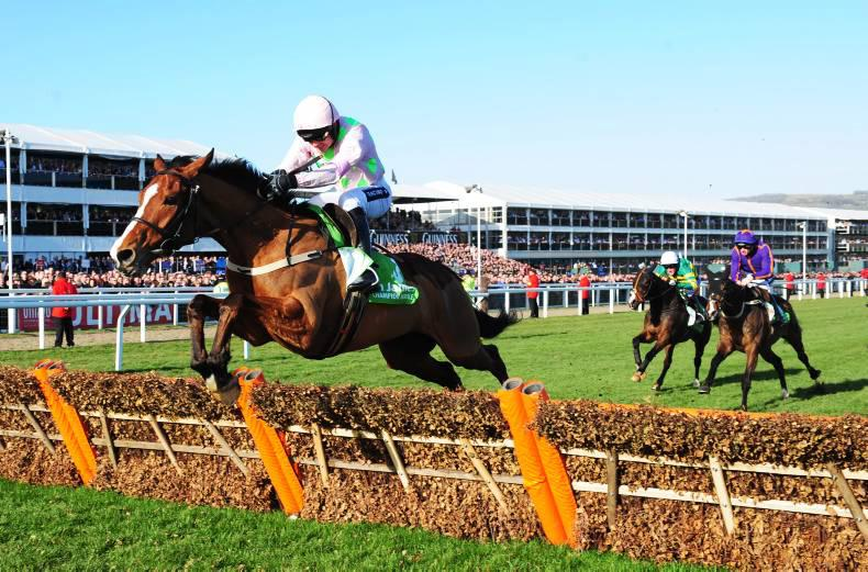 CHELTENHAM TUESDAY: Flying Faugheen the winning machine