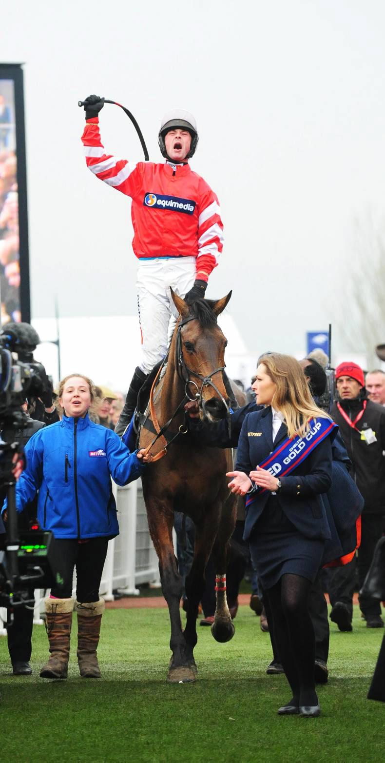 CHELTENHAM: A sensational Gold Cup for Coneygree