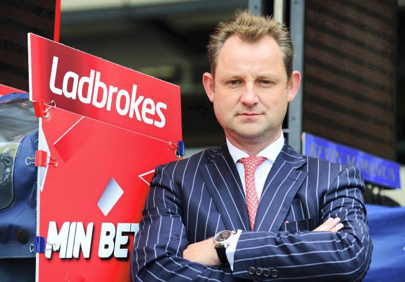 CHELTENHAM TUESDAY: In the Betting Ring - Justin Carthy