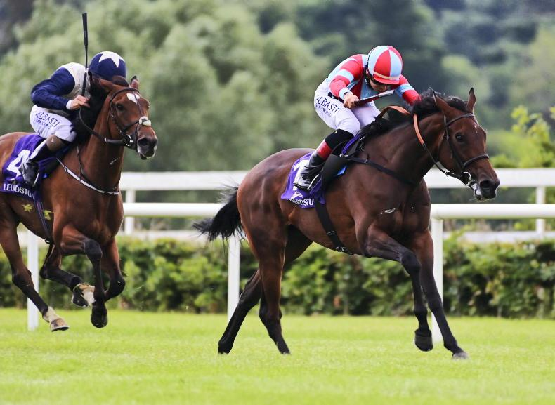 TIME WILL TELL: Goodwood target for Varian filly after decisive Leopardstown win