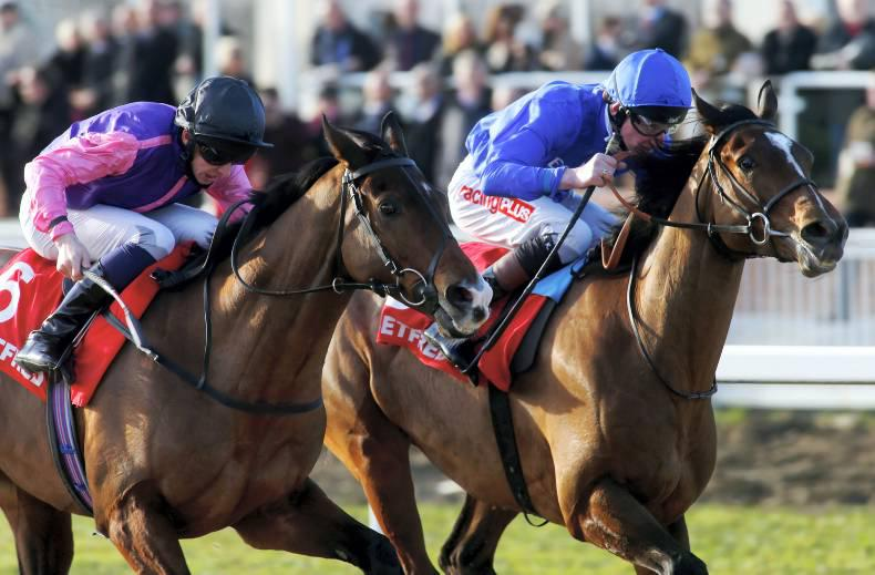 Pedigree notes for the weekend's blacktype action