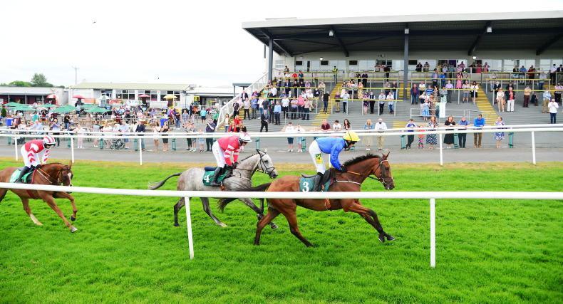 MARGIE McLOONE: Downpatrick welcome return of patrons