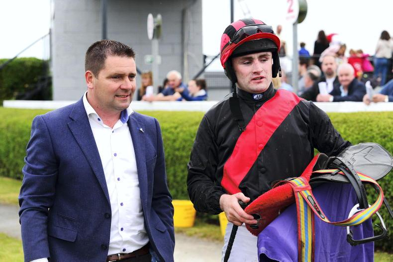 TALKING TRAINER: Peter Fahey