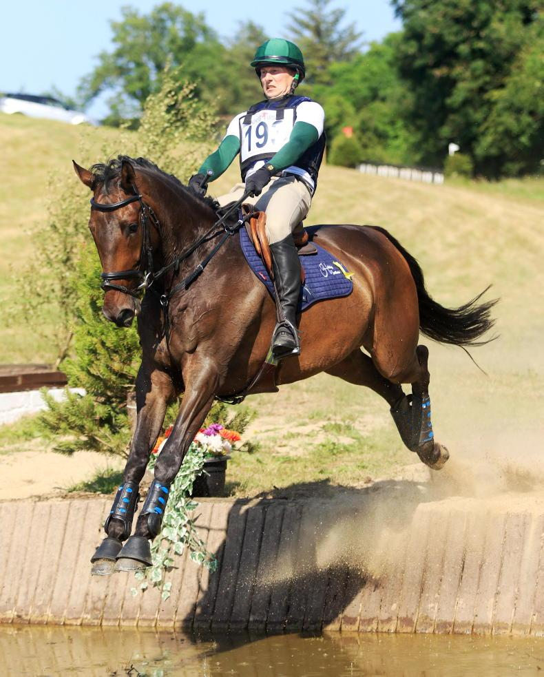 EVENTING: King-Paola rules for Smith