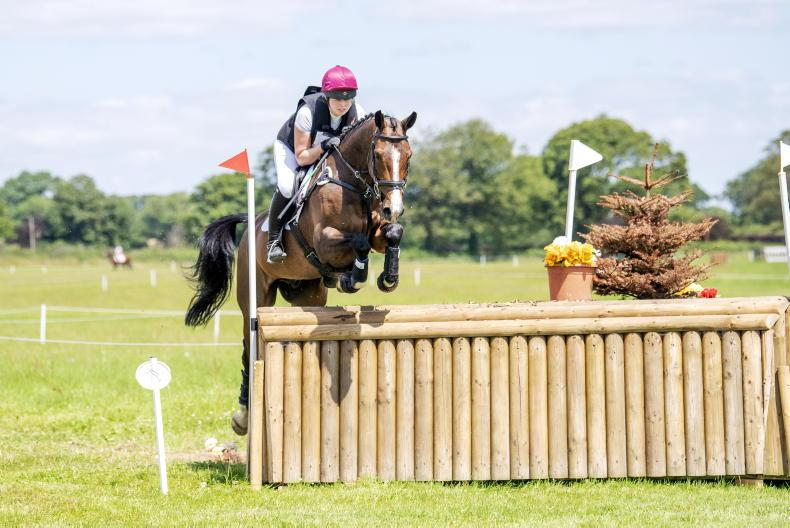 EVENTING: Top marks for Hayden and 'Professor'