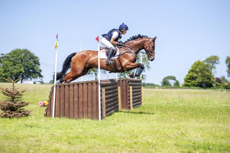 EVENTING: Bolger steers clear on 'Mischief' to win