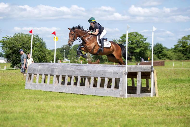 EVENTING: DSL Allegra shines with Love