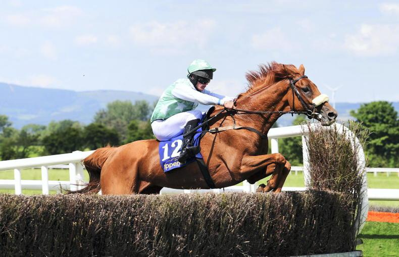TIPPERARY SUNDAY: Fitzgerald on Fire with gutsy treble