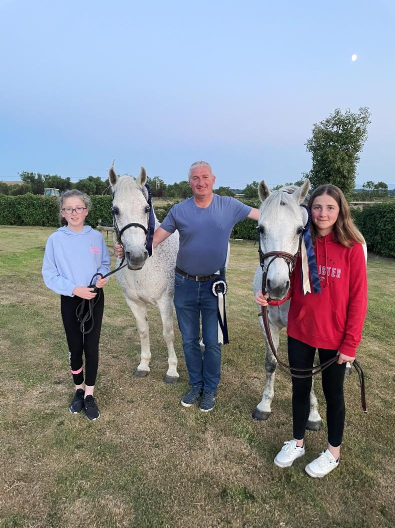 PONY TALES: Carroll family going all out for RDS glory
