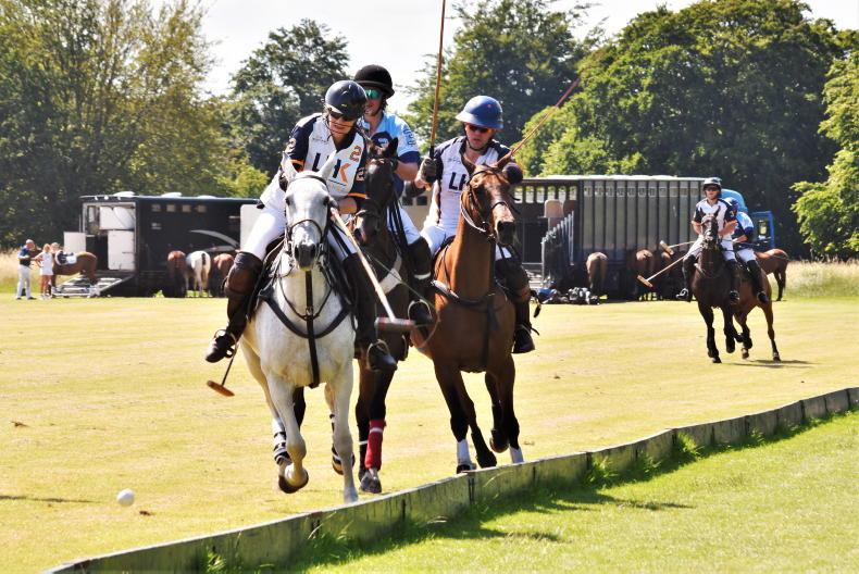 POLO: Clarke and Megahey team up for deserved win