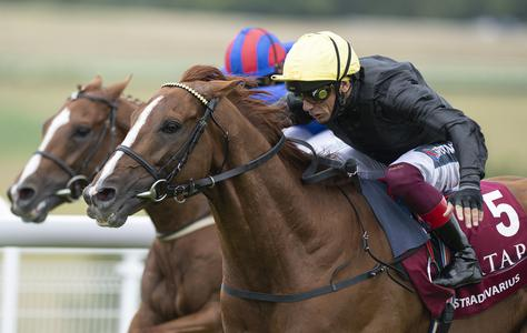 Stradivarius poised for Goodwood Cup