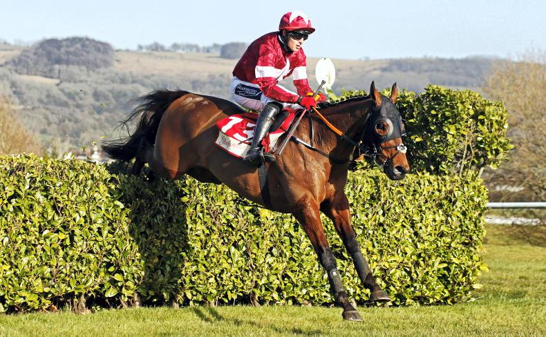 NEWS: Tiger Roll handed tempting Galway Plate task