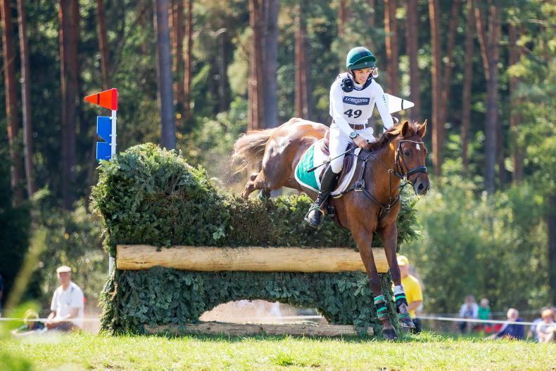 TOKYO: Preview of the Irish eventing team riders