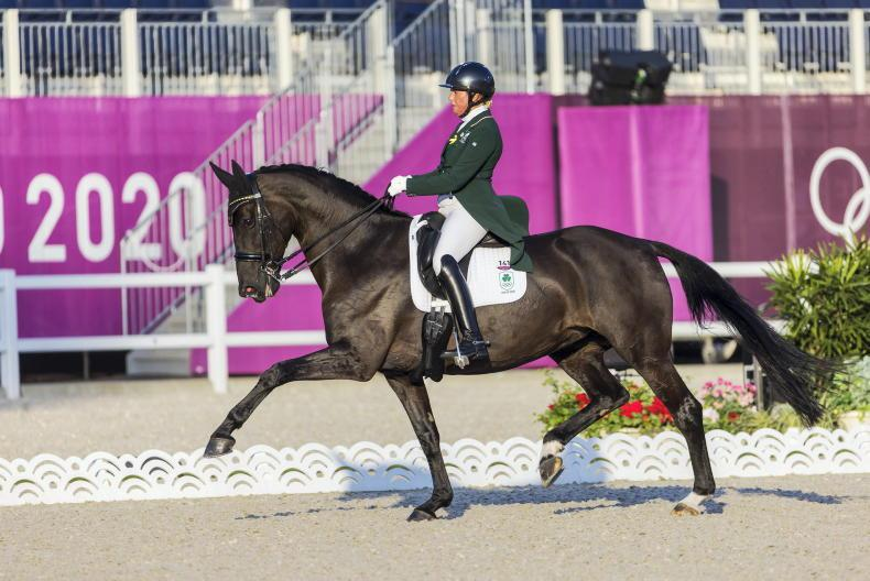TOKYO: 'I really enjoyed it' - Holstein completes fourth Olympics with home-bred