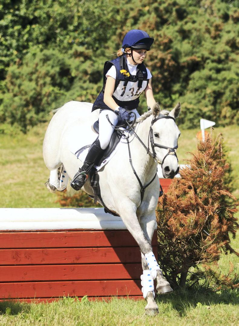 EVENTING: Smith yard dominates top placings