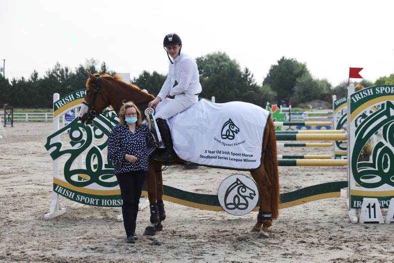 SHOW JUMPING: She's Got It takes championship as Ballinaguilkey wins final