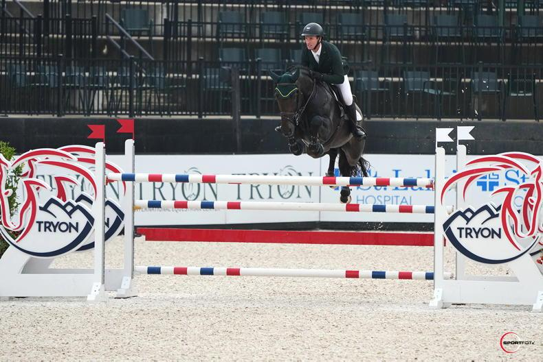 INTERNATIONAL: Moloney storms to victory in Tryon