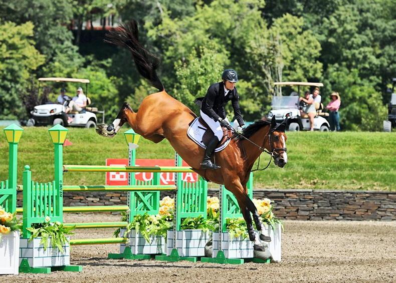 INTERNATIONAL: Runner-up place in Saugerties for Cournane