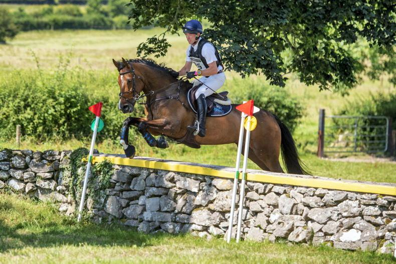 EVENTING: Smith calls it right on Galwaybay Echo