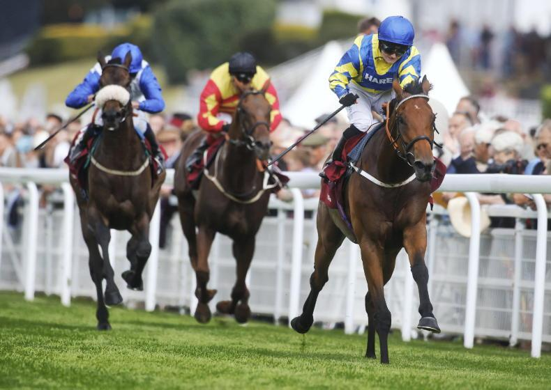 GLORIOUS GOODWOOD: Tuesday: No Strad, but Trueshan in tune