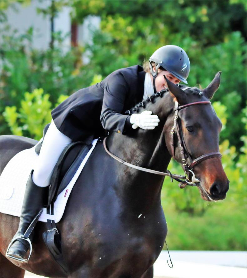DRESSAGE: Inishowen book their place at championships