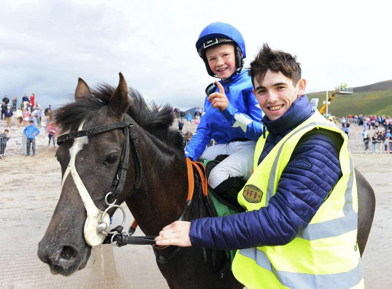 HORSE AND PONY RACING: Four-timer seals the day for Dylan