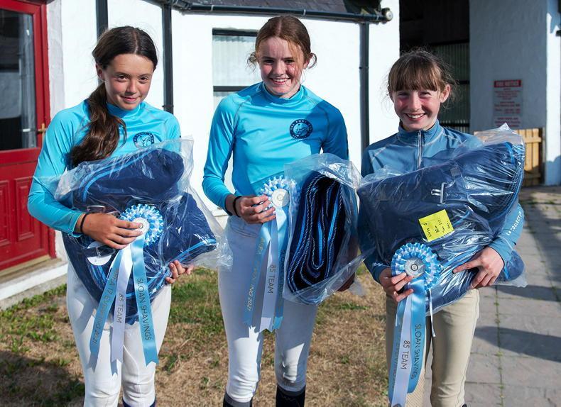 IRISH PONY CLUB: 'Dream' wins for East Downs