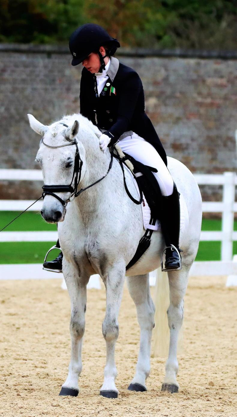 DRESSAGE: Clean sweep by Kavanagh and Cazabons