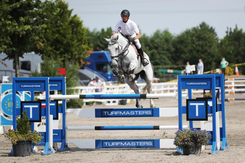 SHOW JUMPING: Connors and Cruz strike with Grand Prix win