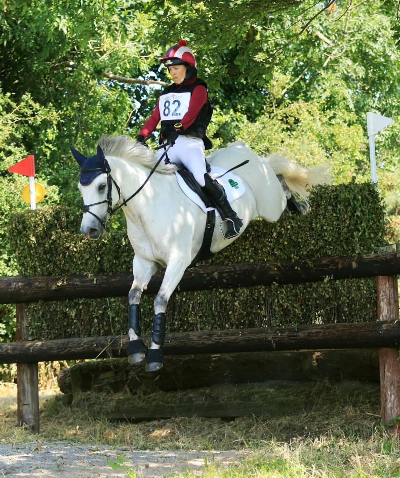 EVENTING: Tegan bounces back with 'Texan Style' win