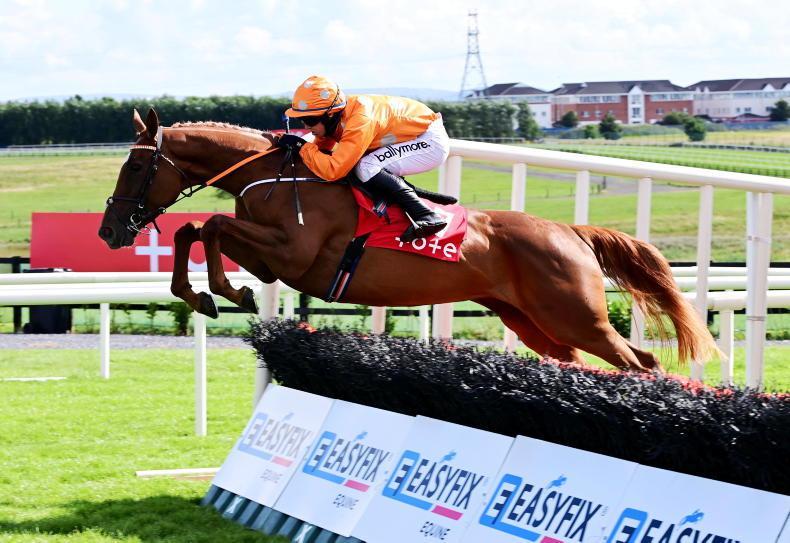 GALWAY WEDNESDAY: Annie G gallops rivals into ground