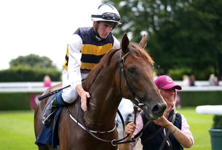 Ottoman Emperor in control at Goodwood