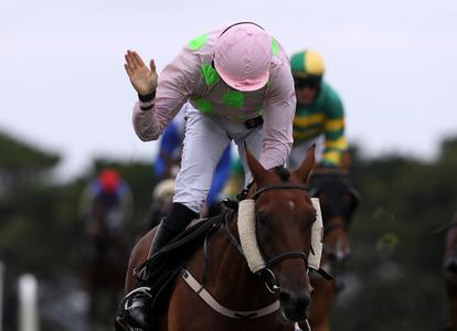 Saldier is Galway Hurdle king for Mullins