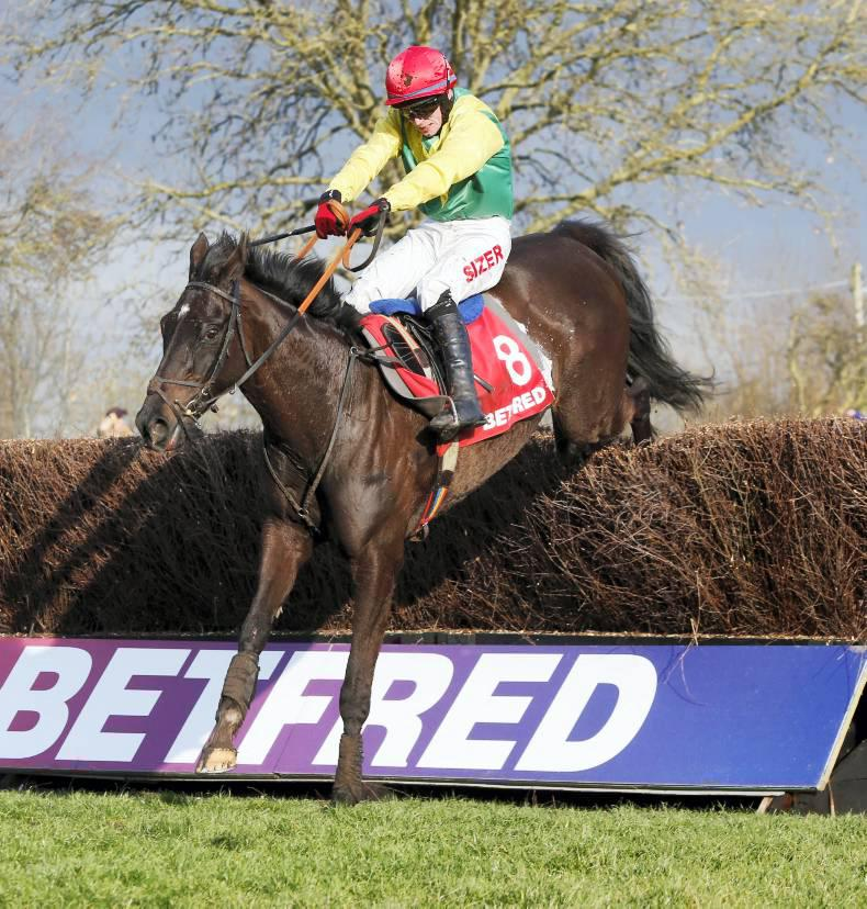 BRITAIN: Goonyella revels in stamina test