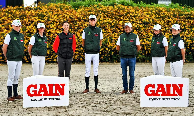 SHOW JUMPING: HSI names pony show jumping squad for Europeans