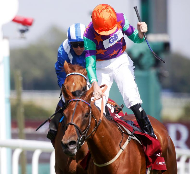 GOODWOOD THURSDAY: Emotional win for Lady Bowthorpe