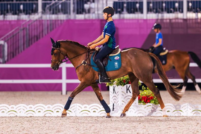 NEWS: Eventing gets started in Tokyo after an 11th hour Irish horse change