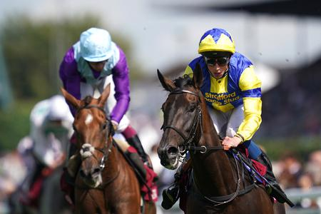 Wonderful result for Menuisier as star filly stays on track for Arc bid