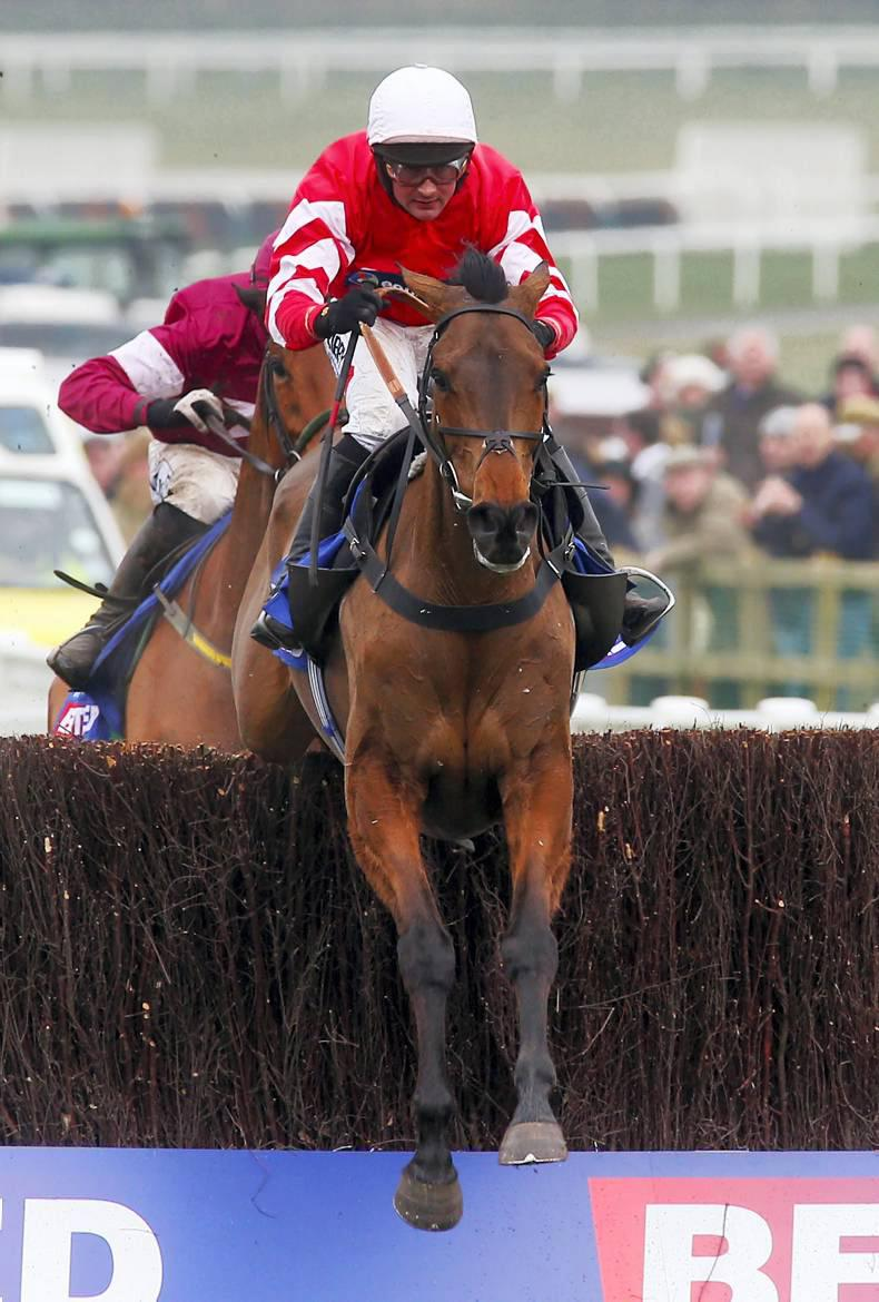 PEDIGREE ANALYSIS: Historic Gold Cup victory for Coneygree