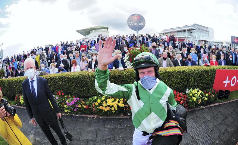GALWAY AT THE RACES: Is your Plate half-full or half-empty?