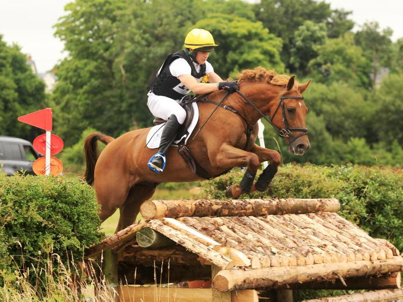 EVENTING: Williamson siblings make it a one-two