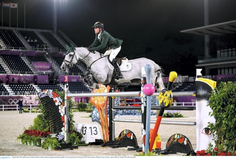 TOKYO: All three Irish show jumpers through to Olympic individual final