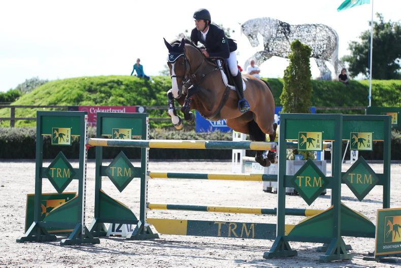 SHOW JUMPING: Gallagher stars with Flamenco for Premier win