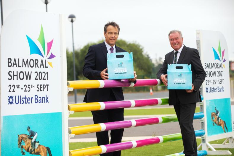NEWS: Countdown is on to Balmoral Show 2021