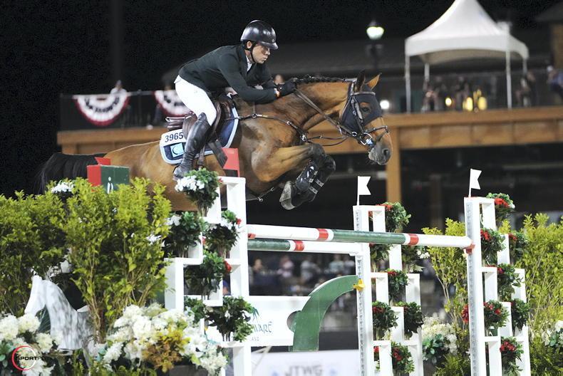 INTERNATIONAL: Swail in the winnings in Saugerties