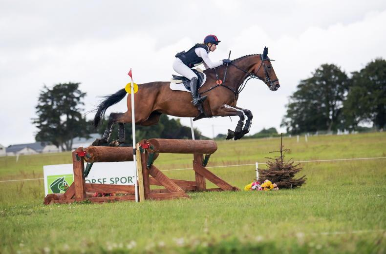 KILGUILKEY INTERNATIONAL: Win is icing on the cake for Beale King