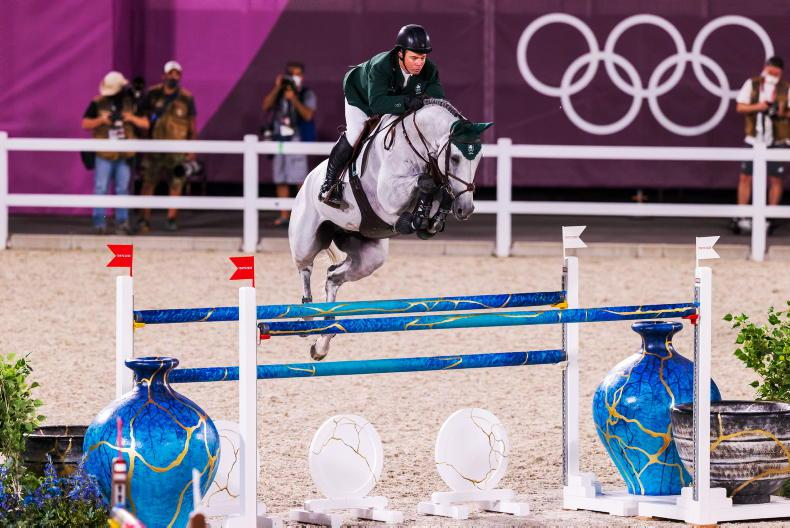 TOKYO: Cian O'Connor and Kilkenny (ISH) seventh in Olympic individual final